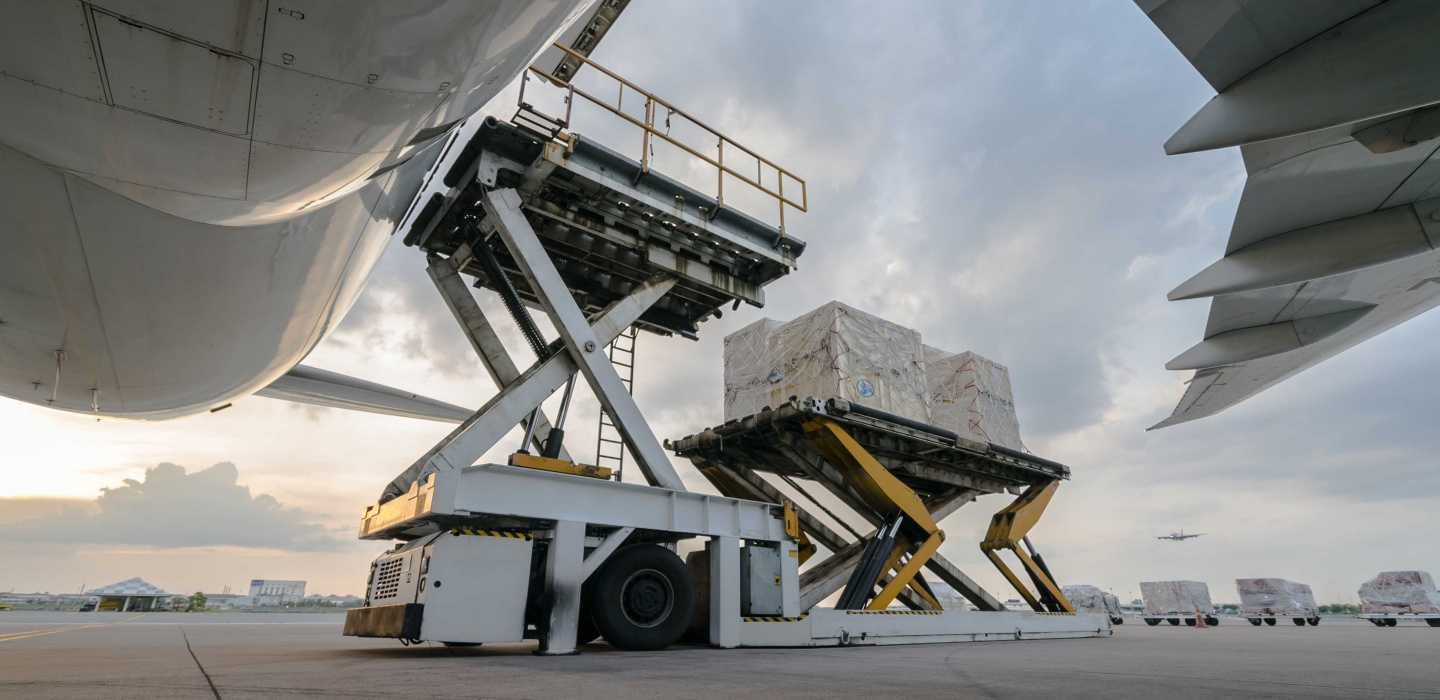 Airport Air Freight