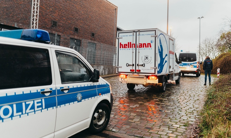 Hellmann provides Germany-wide distribution of COVID-19 vaccines for the government