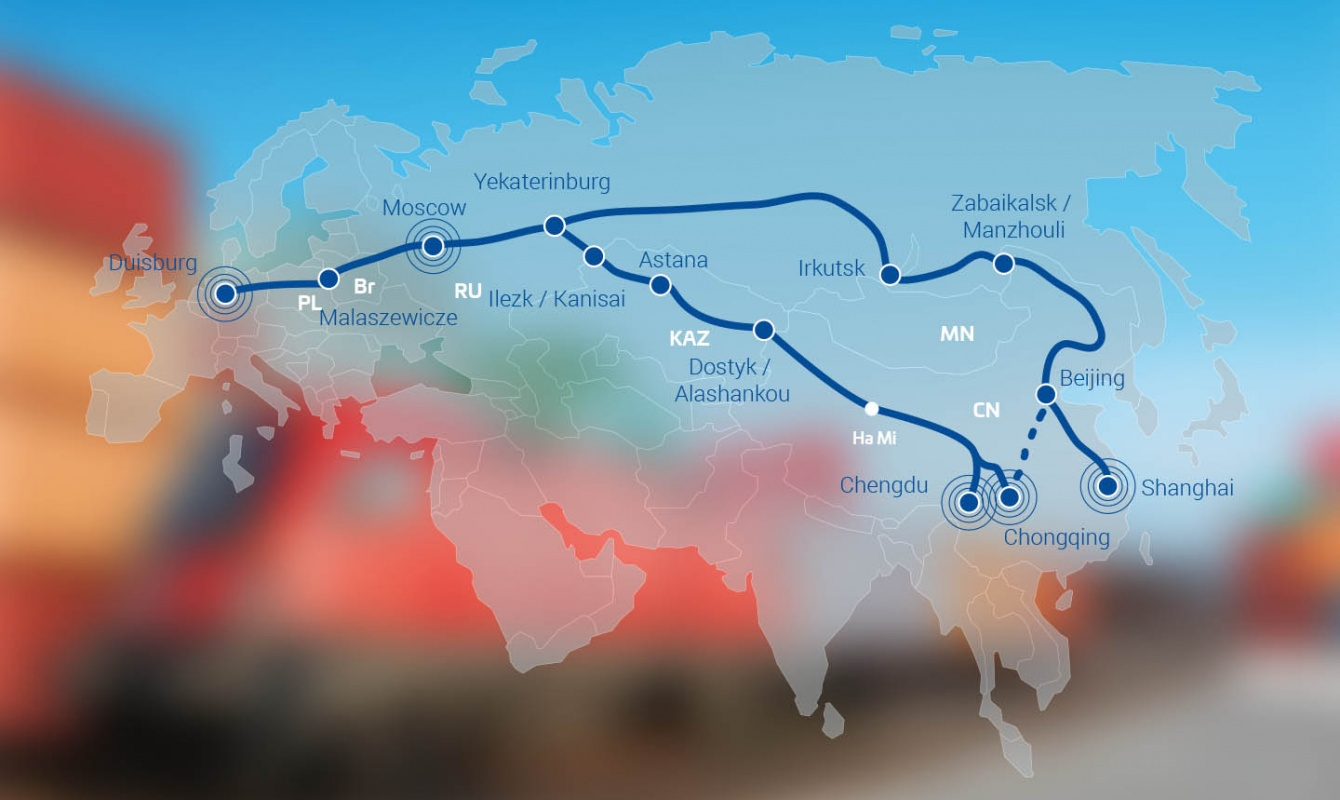 Rail Solutions International Map
