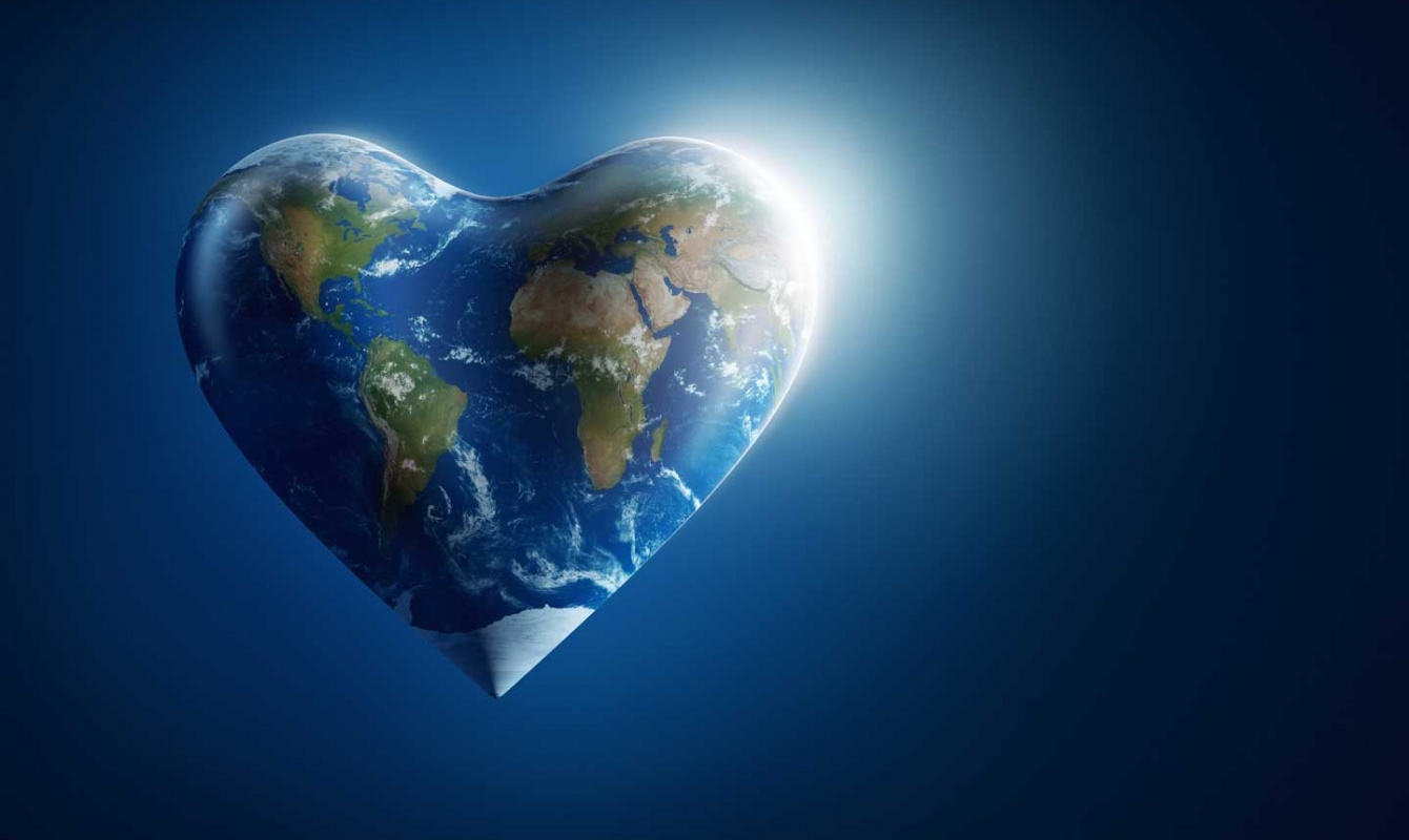 Earth as Heart