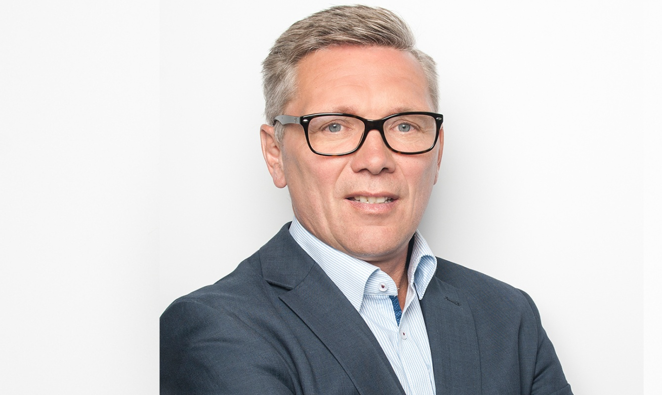 Jörg Herwig, Chief Operating Officer Road & Rail